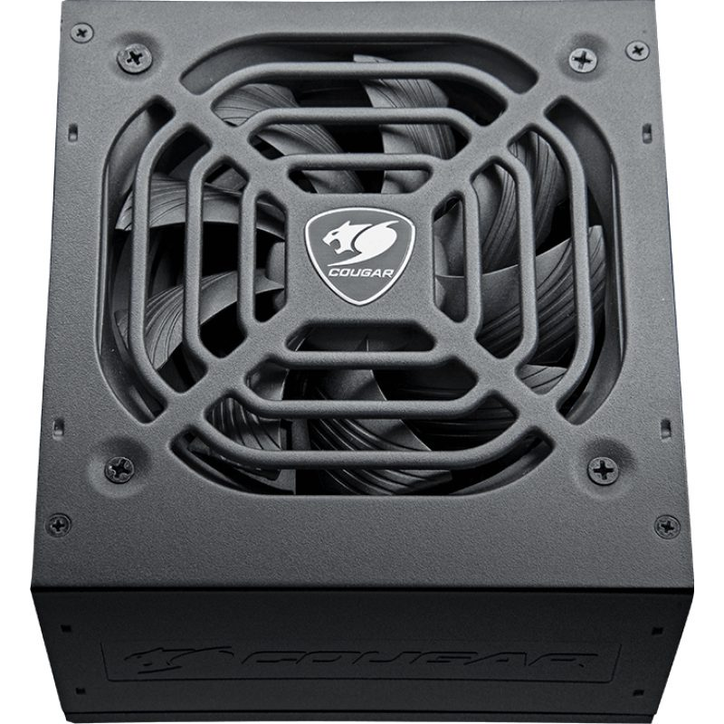 Fuente Cougar XTC600 Gamer 600W Reales 80 Plus White Fan 120mm 3