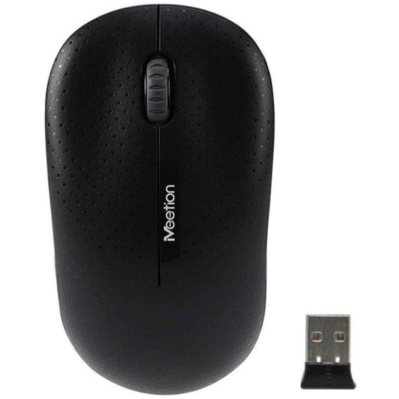 Mouse Optico Inalambrico Meetion MT-R545 Negro 1
