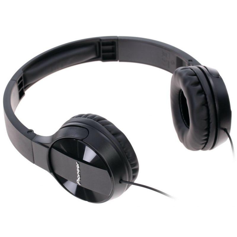 Auriculares Pioneer SE-MJ503-K Alta Calidad Plegable y Compacto 2