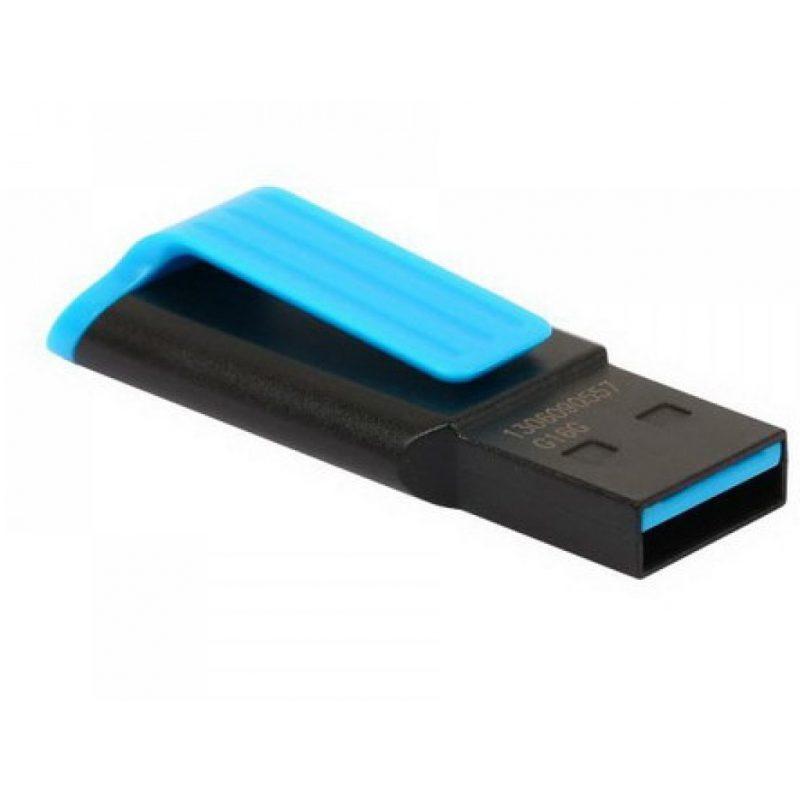 Pendrive ADATA UV140 32GB USB 3.2 Negro/Azul 4