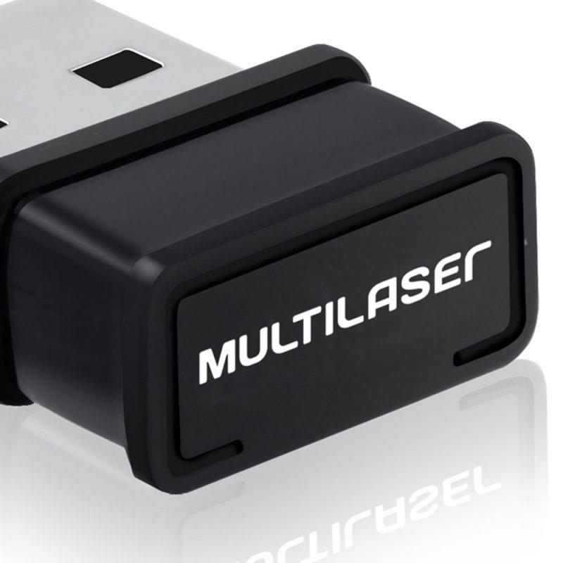 Tarjeta de Red USB WiFi Multilaser RE035 150Mbps 2