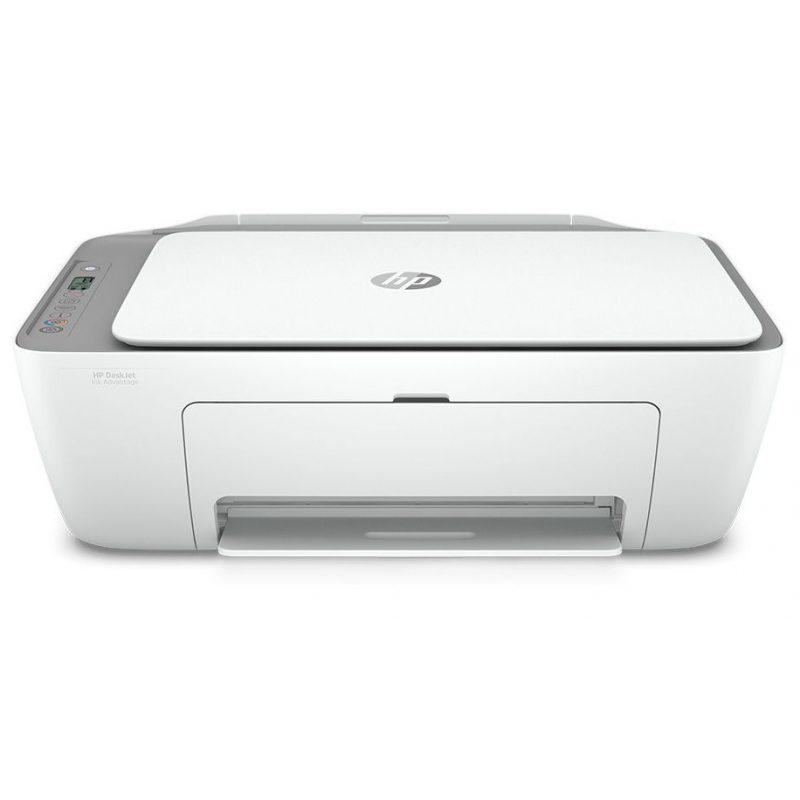 Impresora Multifuncion HP Deskjet 2775 Wifi + Cartuchos 3