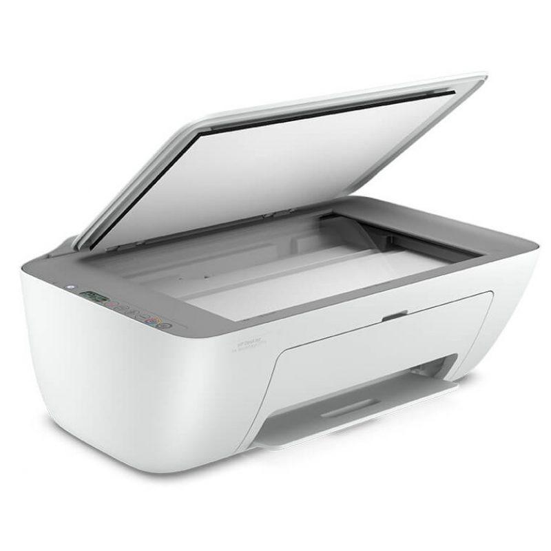 Impresora Multifuncion HP Deskjet 2775 Wifi + Cartuchos 4