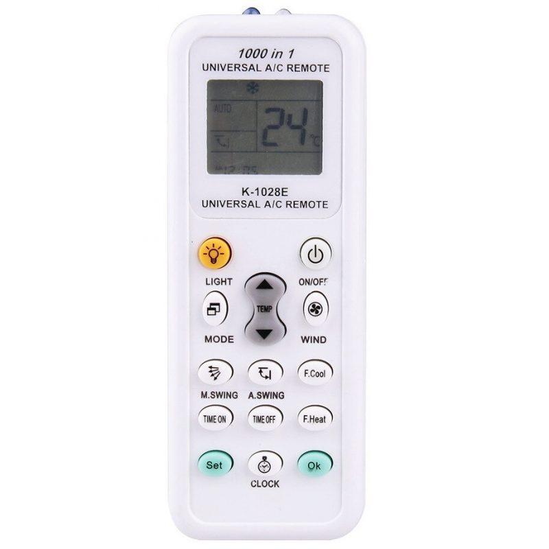 Control Remoto Universal de Aire Acondicionado para Todas las Marcas 1