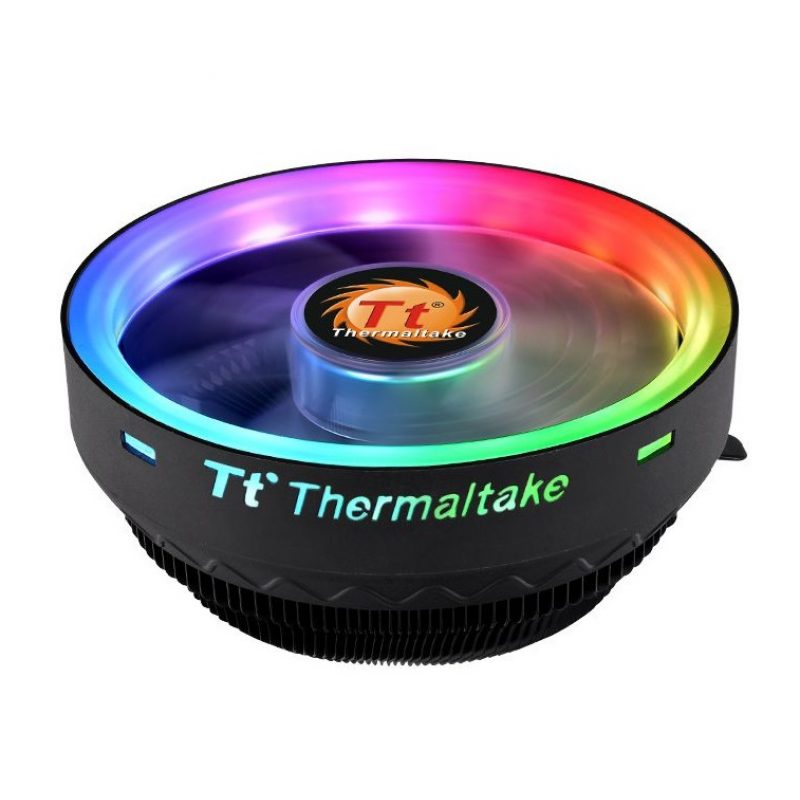 Disipador Cooler CPU Thermaltake UX100 ARGB Sync Intel Amd 1