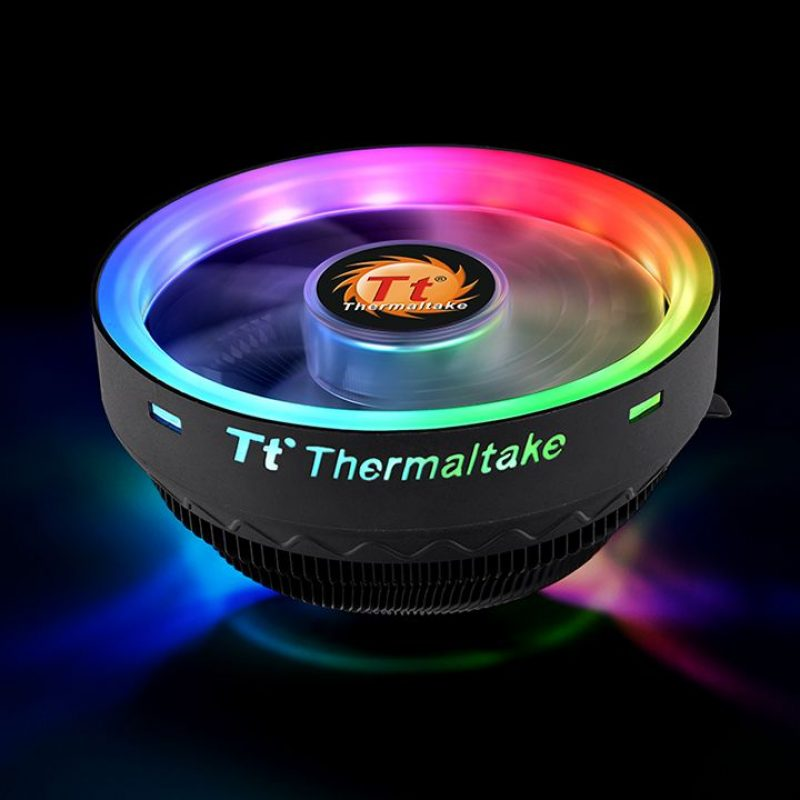 Disipador Cooler CPU Thermaltake UX100 ARGB Sync Intel Amd 2