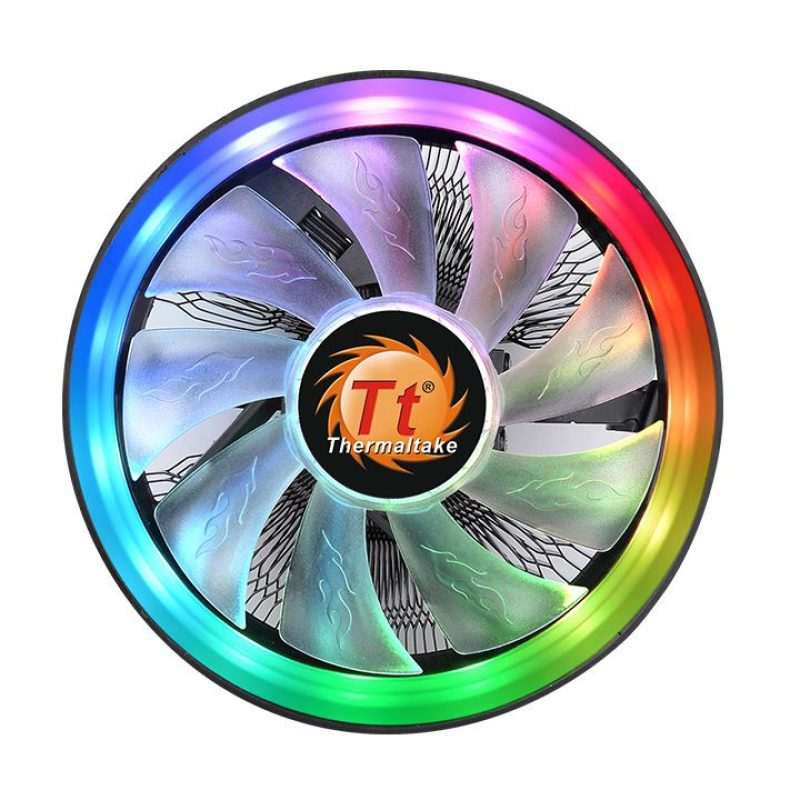 Disipador Cooler CPU Thermaltake UX100 ARGB Sync Intel Amd 4