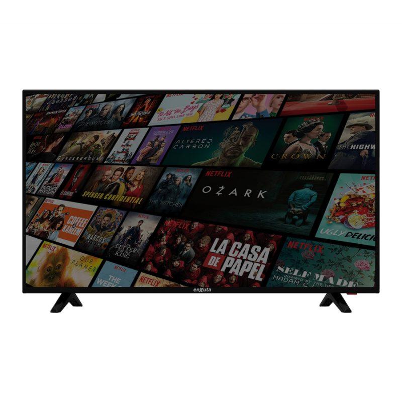 Smart TV LED Enxuta LEDENX40S2K 40'' Full HD WiFi Netflix Youtube Apps Android 1