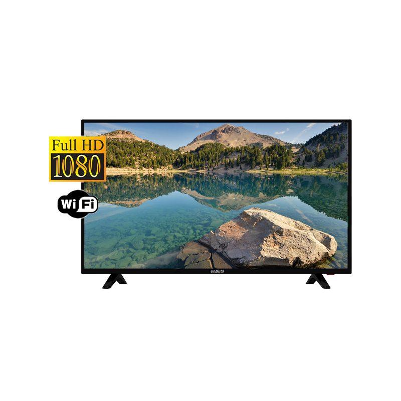 Smart TV LED Enxuta LEDENX40S2K 40'' Full HD WiFi Netflix Youtube Apps Android 2