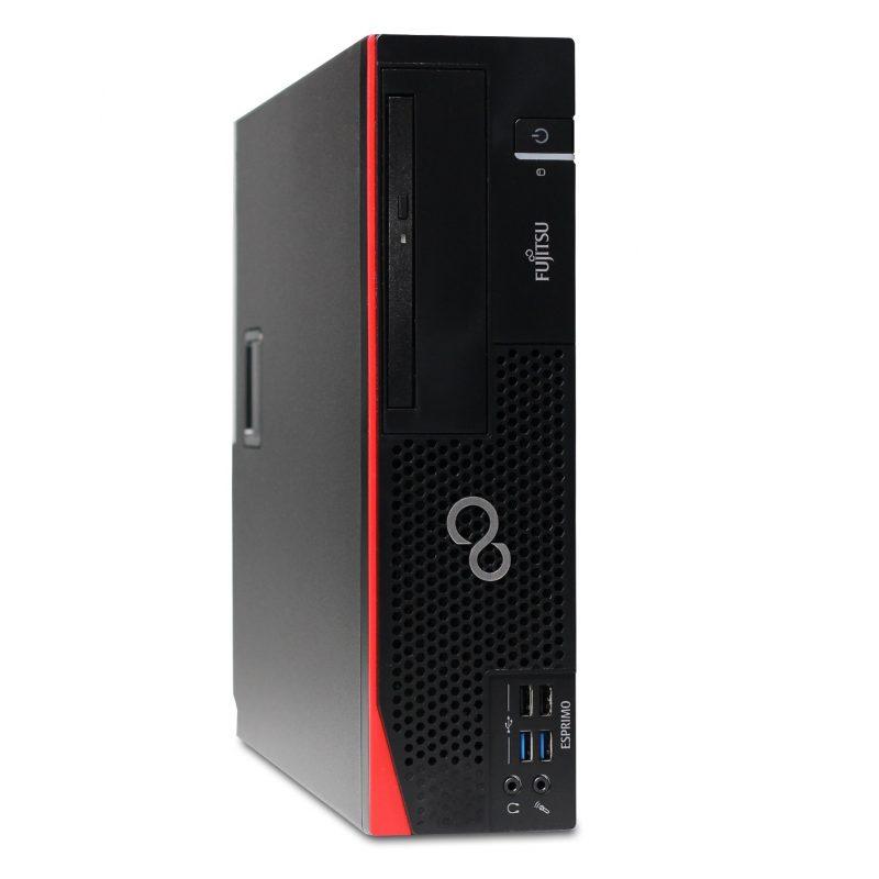 PC Computadora Fujitsu D556 Core i5-6400T 6ta Gen. 8GB DDR4 500GB USB 3.0 4