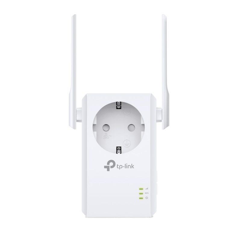 Extensor Amplificador de Señal WiFi TP-Link TL-WA860RE 300Mbps con Enchufe 2