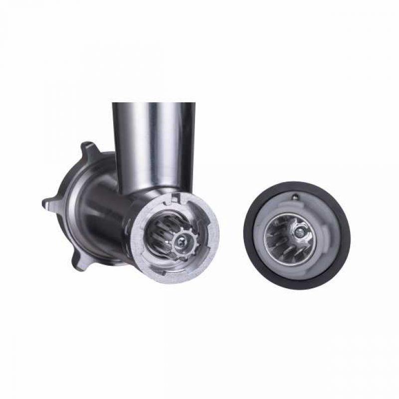 Picadora de Carne Punktal PK-498PC Acero inox con Accesorios 2