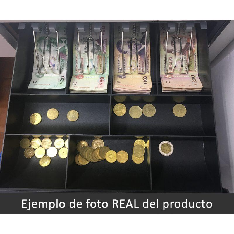 Cajon Gaveta Metalico de Dinero para Caja / Punto de Venta TK-410 4