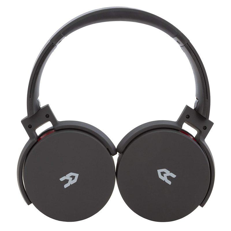 Auricular Bluetooth y Cableado Avenzo AV-HP2002B con Radio FM/MP3/MicroSD y Manos Libres - Negro 2