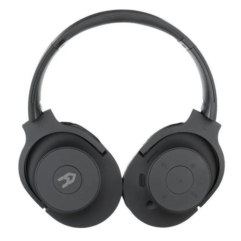 Auricular Diadema Bluetooth Avenzo AV626NG Comodos con MP3 MicroSD y Manos Libres - Negro 1