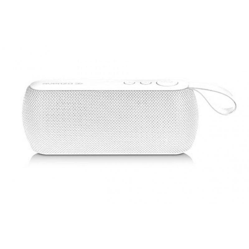 Parlante Portatil Avenzo AV-SP3101W 3W Bluetooth Manos Libres Radio FM microSD USB MP3 - Blanco 3