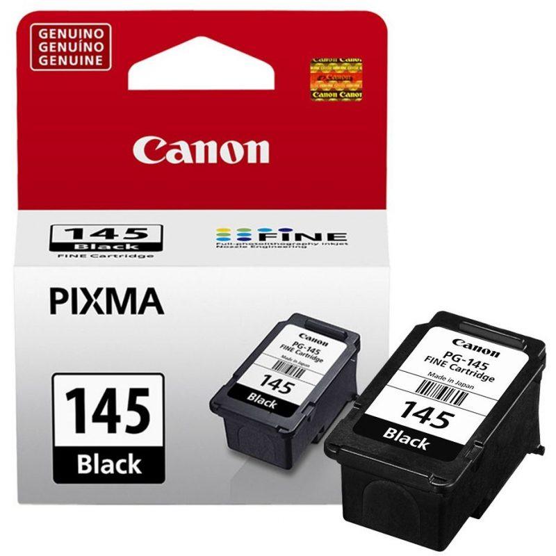 Cartucho Original Canon PG-145 Negro 1