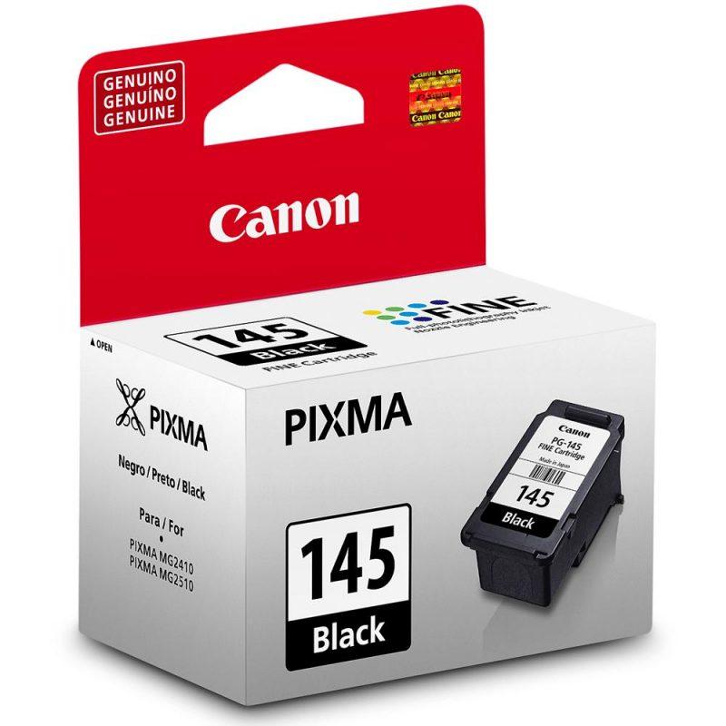 Cartucho Original Canon PG-145 Negro 2