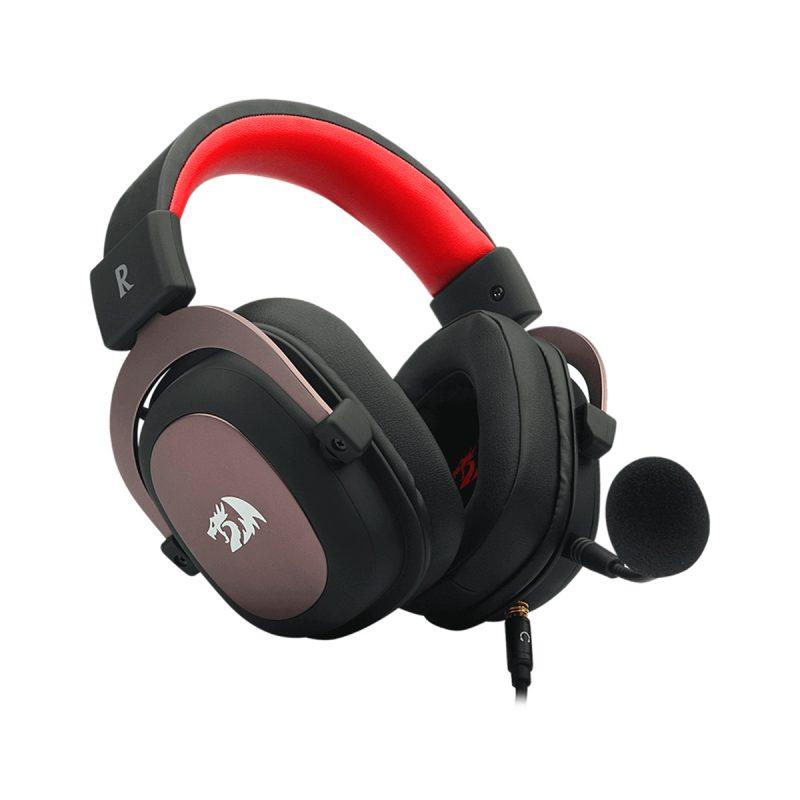 Auriculares Redragon Zeus H510 Gamer Alta Calidad de Sonido 7.1 PC PS4 - Negro 1