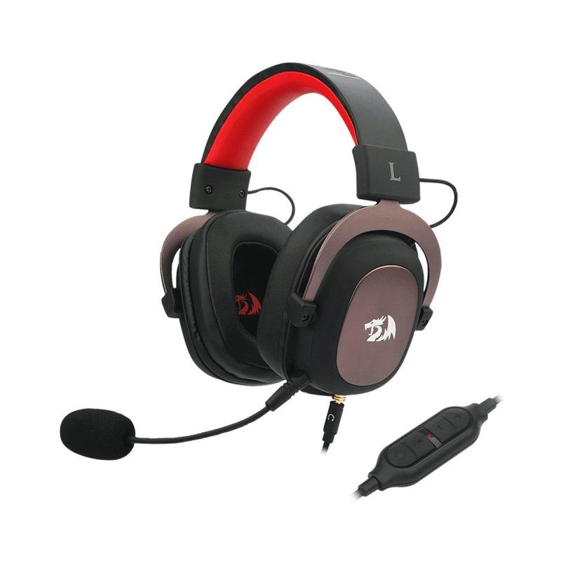 Auriculares Redragon Zeus H510 Gamer Alta Calidad de Sonido 7.1 PC PS4 - Negro 2