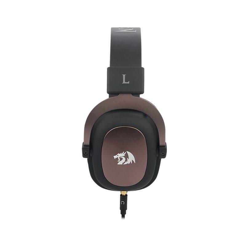 Auriculares Redragon Zeus H510 Gamer Alta Calidad de Sonido 7.1 PC PS4 - Negro 3