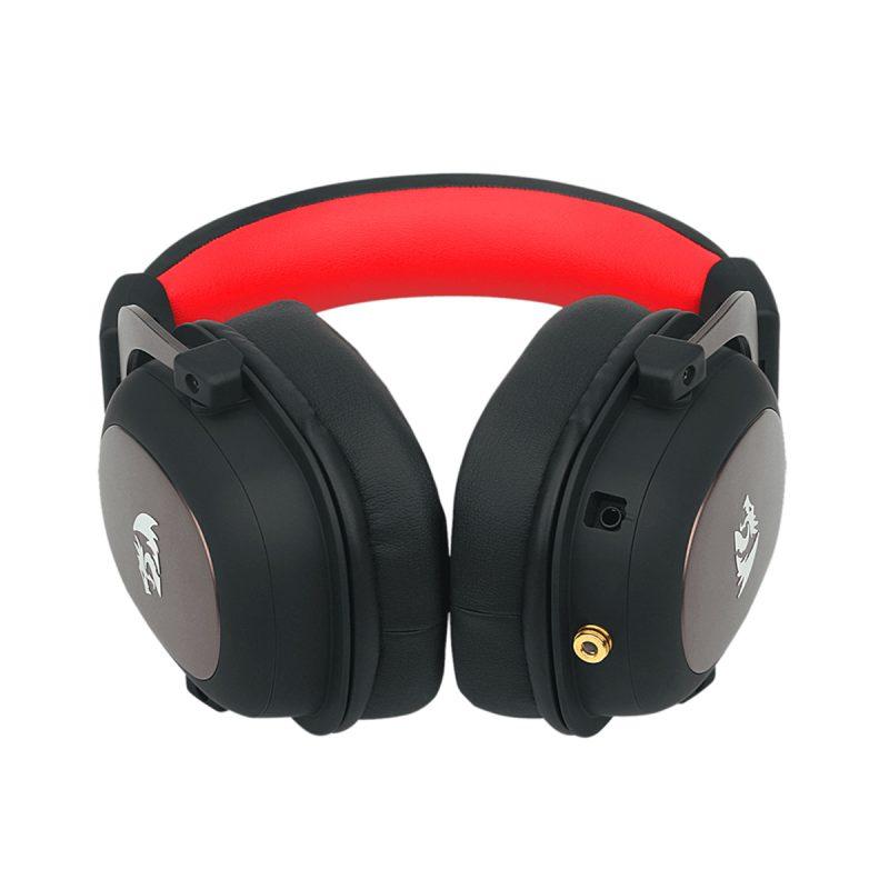 Auriculares Redragon Zeus H510 Gamer Alta Calidad de Sonido 7.1 PC PS4 - Negro 4
