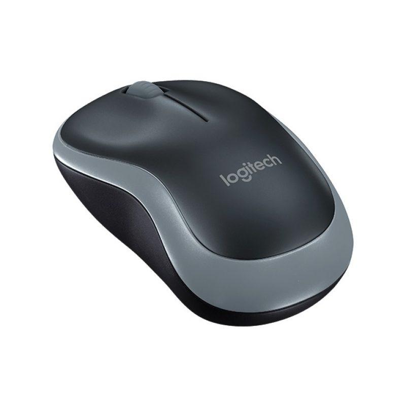 Mouse Inalambrico USB Logitech M185 - Negro 2