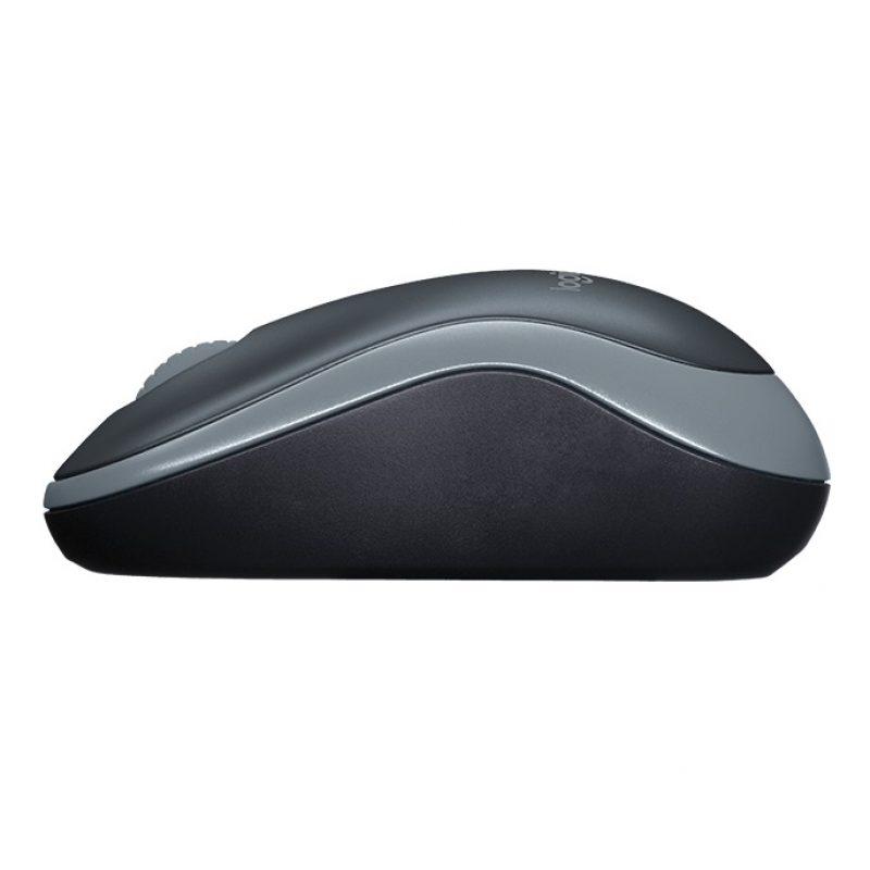 Mouse Inalambrico USB Logitech M185 - Negro 4