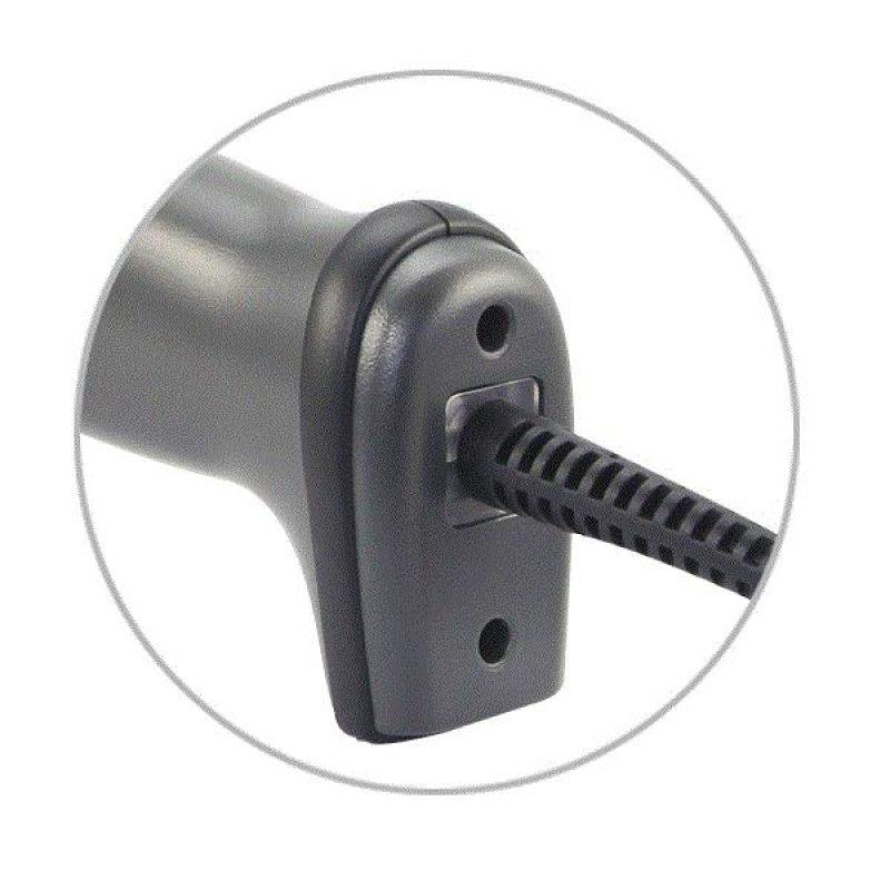 Lector de Códigos de Barra XL-SCAN XL6200T USB de Alta Calidad para Comercios 4