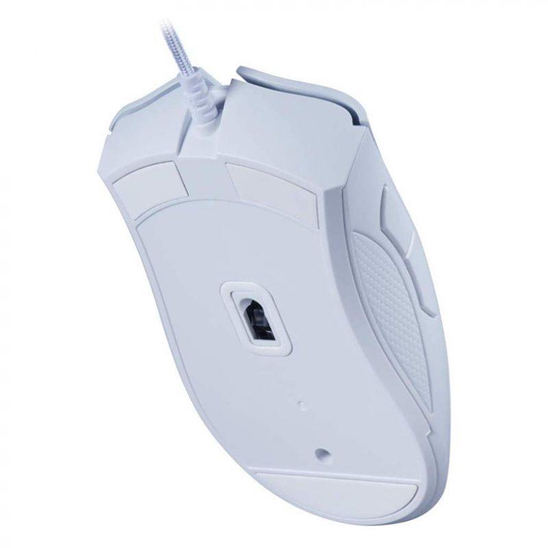 Mouse Gamer Razer DeathAdder Essential Ergonomico 5 Botones programables - Blanco 4