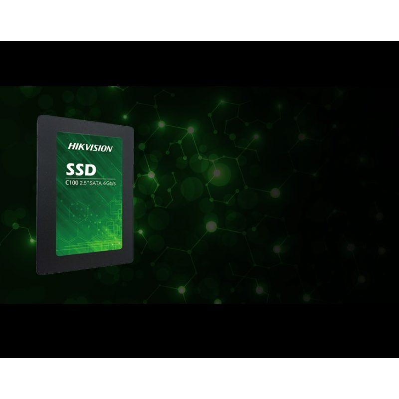 Disco Solido SSD Hikvision HS-SSD-C100/240G 240GB SATA3 2.5' 4