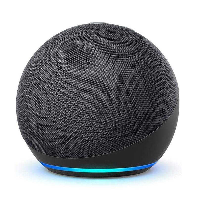 Parlante Inteligente Smart Amazon Echo Dot (4TH Gen) con Alexa - Charcoal 1