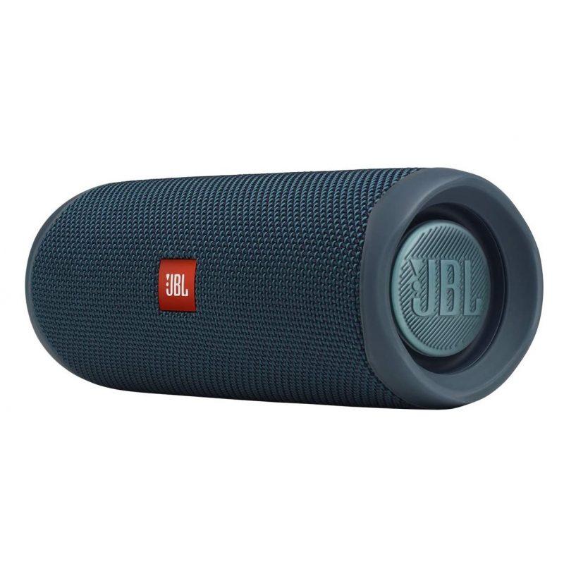 Parlante Portatil Bluetooth JBL Flip 5 Waterproof Bateria 12Hs - Azul 1