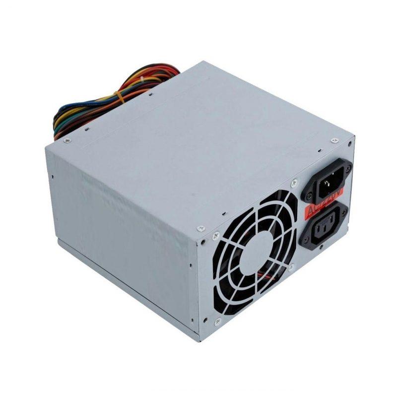 Fuente ATX 500w 24+4 pin SATA y Molex Para PC 1