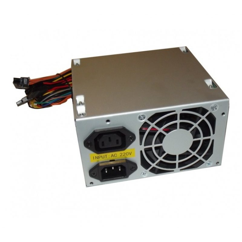 Fuente ATX 500w 24+4 pin SATA y Molex Para PC 2