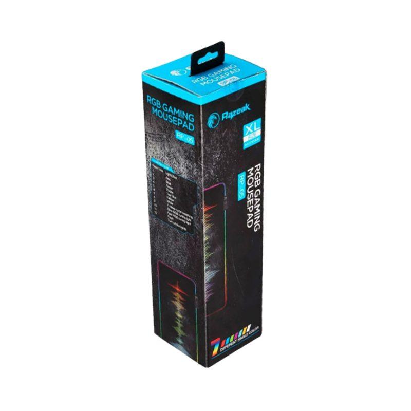 Mouse Pad Gamer Razeak RP-05 XL Extra Grande con Iluminación RGB 2