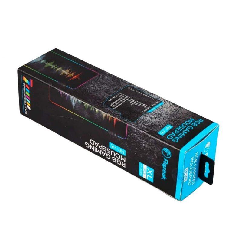 Mouse Pad Gamer Razeak RP-05 XL Extra Grande con Iluminación RGB 3