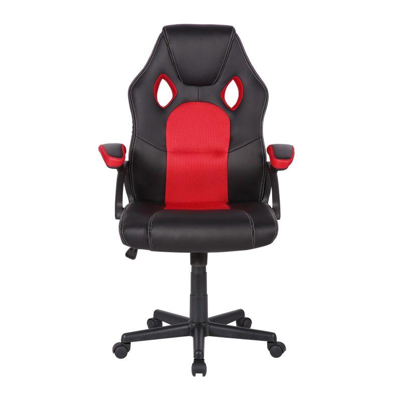 Silla Gamer Gaming Racing Pro 5179 Cómoda Ergonomica De Calidad - Roja 2