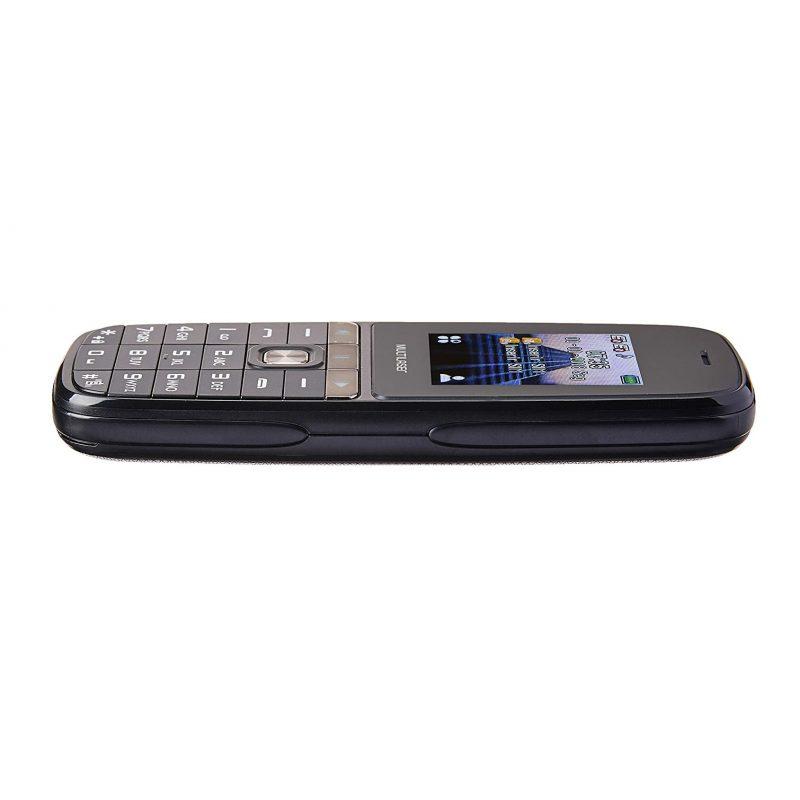 Celular Multilaser UP Play 1.8'' Basico Dual Sim Radio FM Cámara Nuevo y Libre - Negro 3