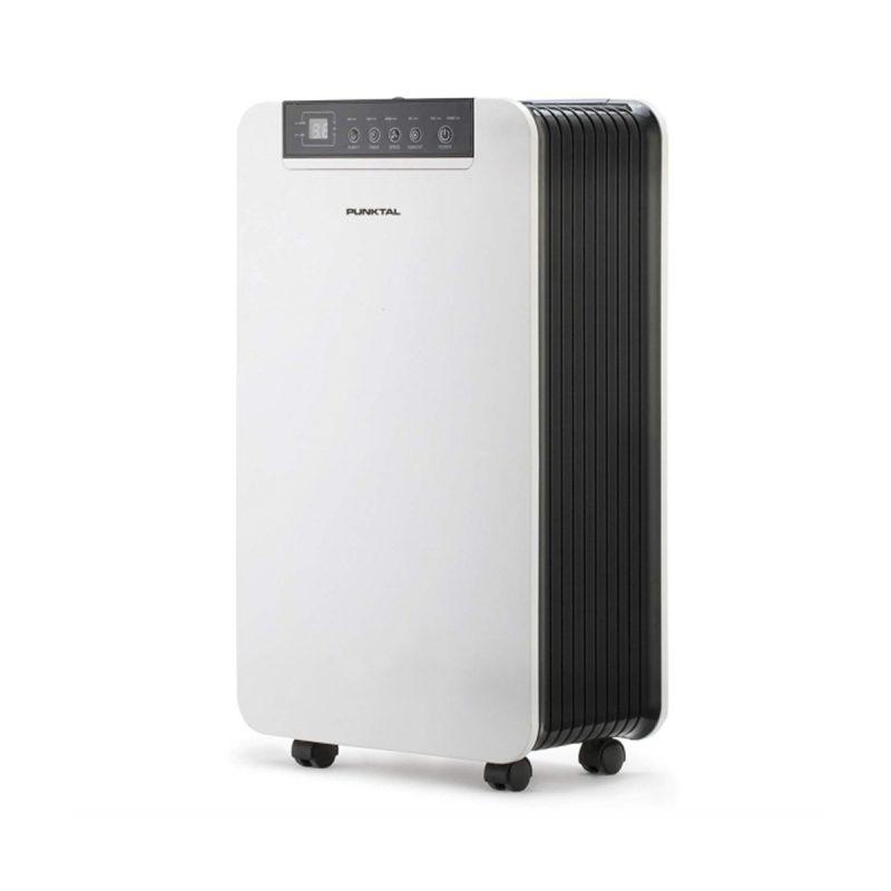 Deshumidificador Punktal PK-1500 10 Litros Eco Amigable Corte Automático Anti Hongos y Humedad 2