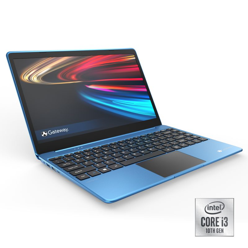 Notebook Gateway GWTN141-3BL Core i3-1005G1 4GB de RAM 128GB SSD Pantalla 14'' Full HD Windows 10 2