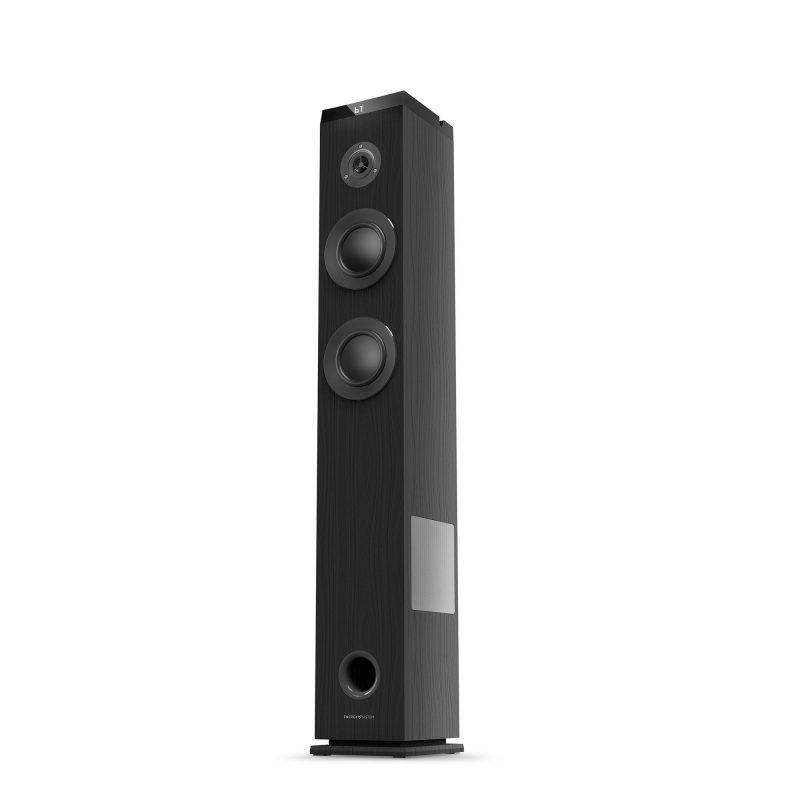 Home Theater Torre de Sonido 2.1 Bluetooth Energy Sistem Tower 5 G2 Radio MP3 USB MicroSD TWS - Negro 1