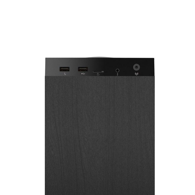 Home Theater Torre de Sonido 2.1 Bluetooth Energy Sistem Tower 5 G2 Radio MP3 USB MicroSD TWS - Negro 3
