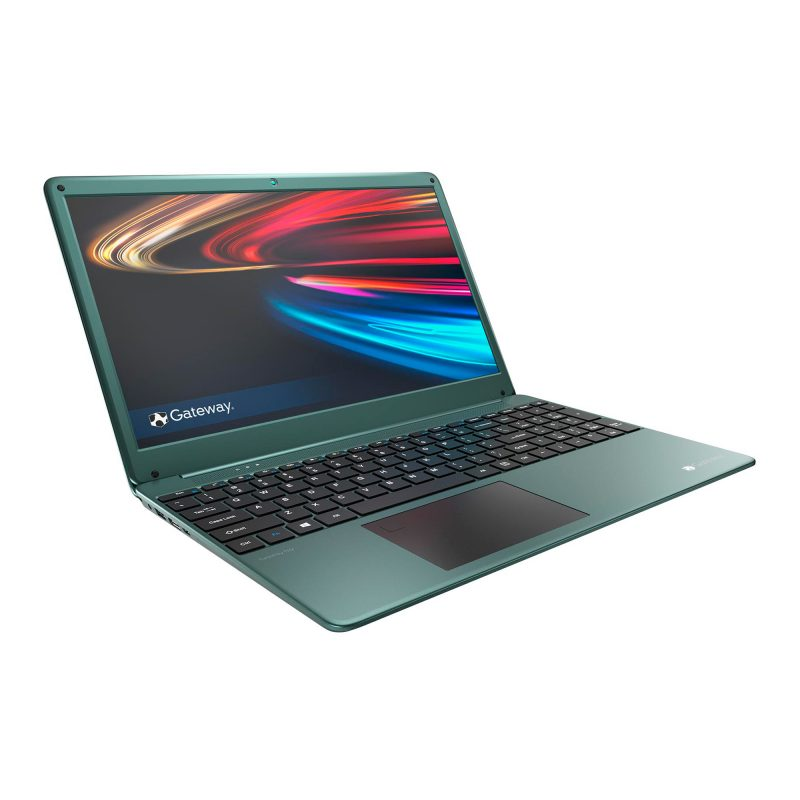 Notebook Gateway GWTN156 Core i5-1035G1 16GB 256GB SSD Pantalla Full HD 15.6'' Webcam Bluetooth Windows 10 - Verde 2
