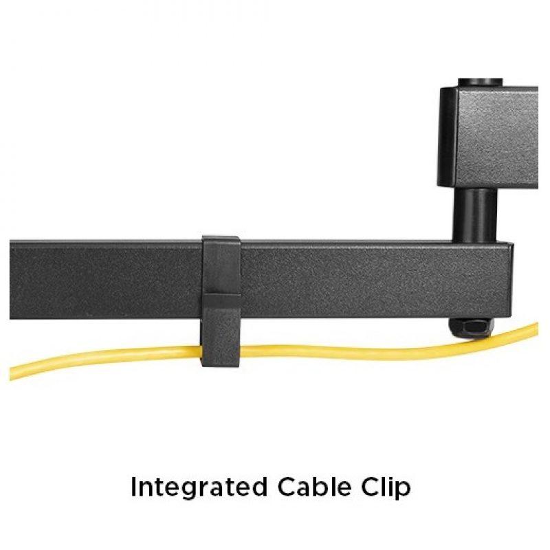 Soporte Brateck LPA63-443 para TV Monitor LED LCD de 32'' a 55'' Universal con Máxima capacidad de Movimiento 4