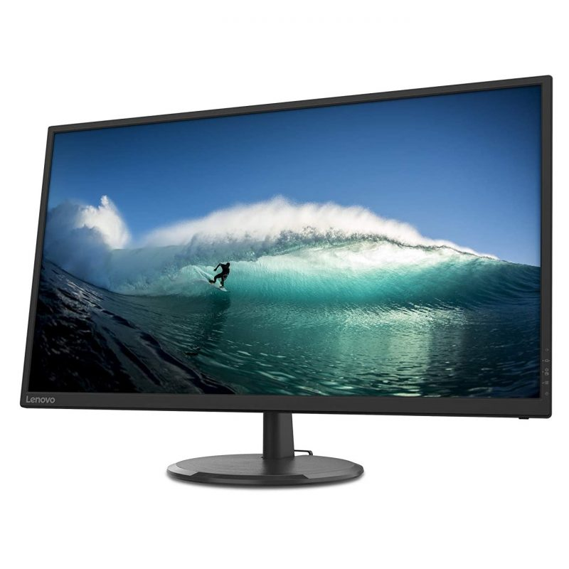 Monitor LED IPS Lenovo C32Q-20 31.5'' QHD Gamer FreeSync 75hz Bisel ultra delgado - Factory Refurbished 3