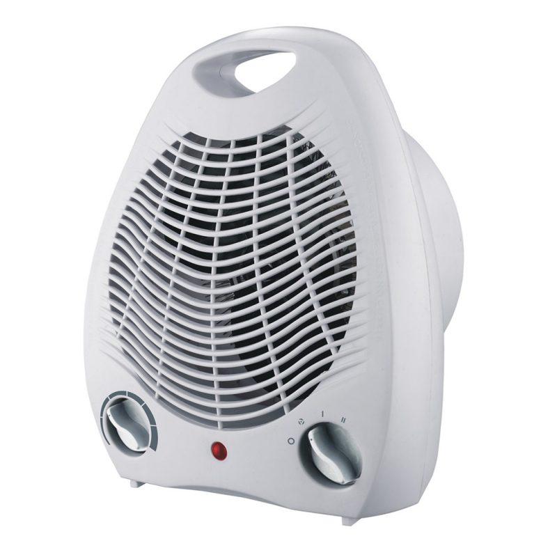 Caloventilador Futura FUT-HFN-2001 2 Niveles Aire Frio Calido y Caliente 1