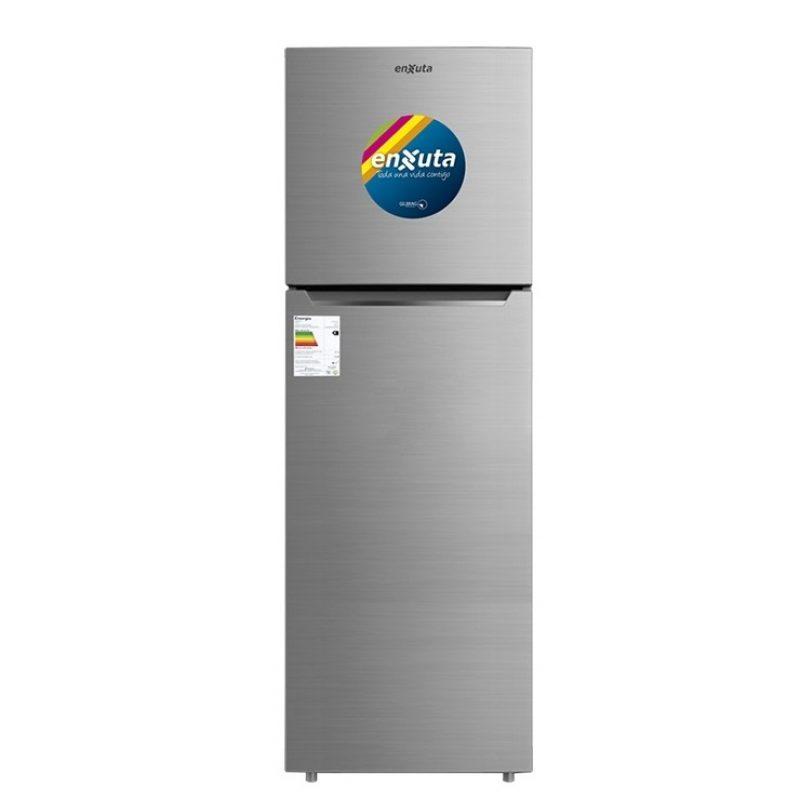 Heladera Refrigerador Enxuta RENX275I Acero Inox No Frost Ice Maker 255 Litros 2