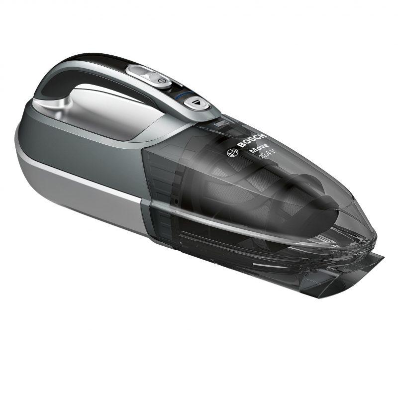 Aspiradora de Mano Bosch BHN20110 Move Recargable Compacta Portable 1