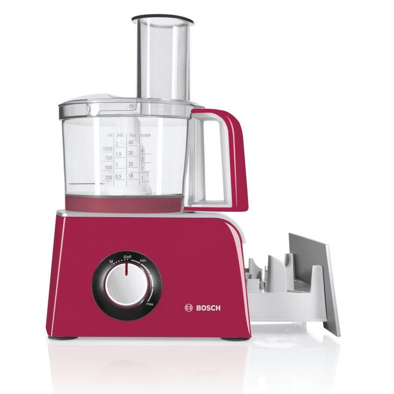 Procesador de Alimentos Bosch MCM42024 Styline Rojo 1